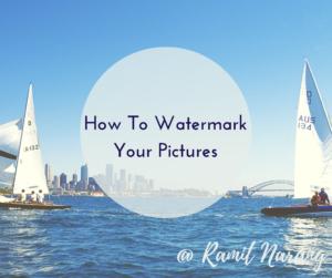 Watermark Software